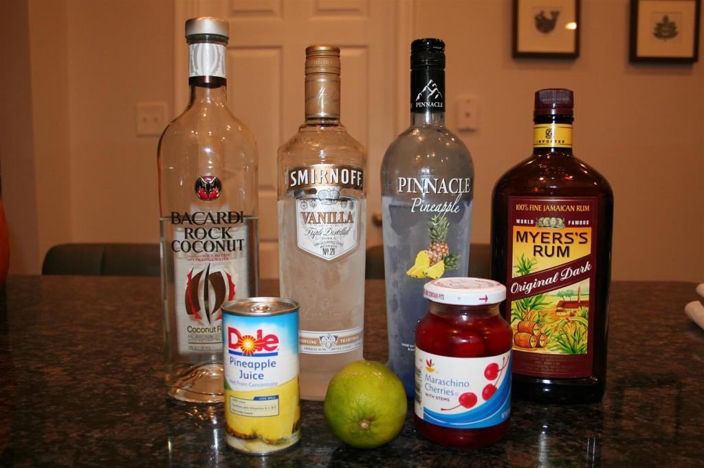 Seducer ingredients