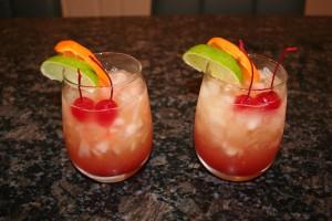 The Seducer Rum Cocktail